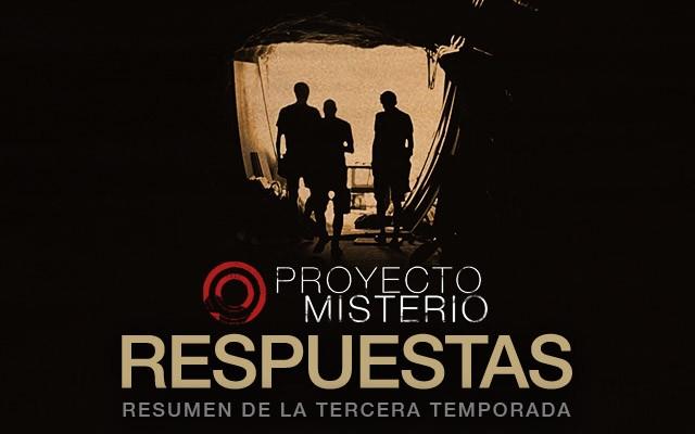 Proyecto Misterio 22: Respuestas
