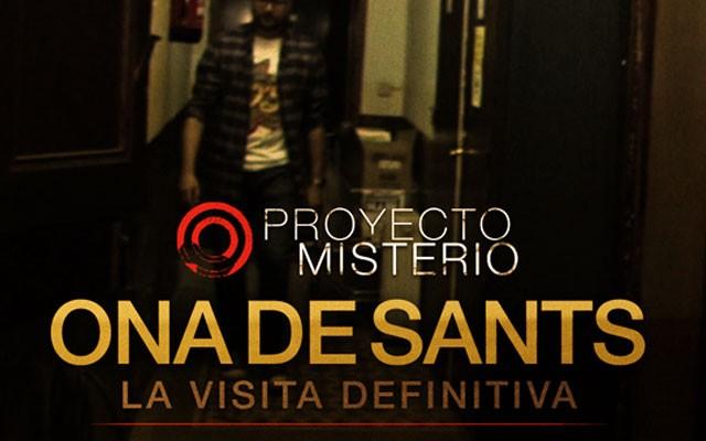 Proyecto Misterio 23: Ona de Sants Montjuïc