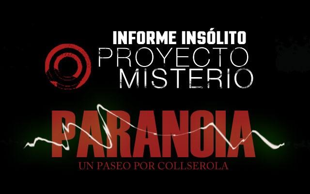 Proyecto Misterio 24: Informe insólito, por Cristóbal Doñate