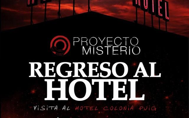 Descárgate Proyecto Misterio 27: Regreso al hotel