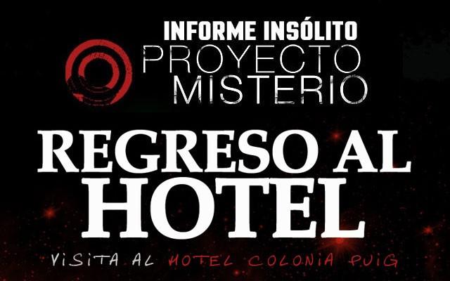 Proyecto Misterio 27: Informe Insólito, por Cristóbal Doñate