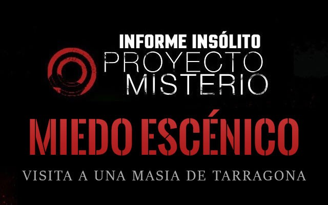 Proyecto Misterio 28: informe insólito