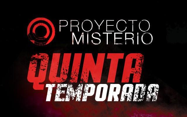 Proyecto Misterio inicia su quinta temporada con un vídeo promocional que tienes que ver